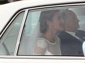 Felipe Dña. Letizia boda Alvaro Fuster Beatriz Mira. Vídeo