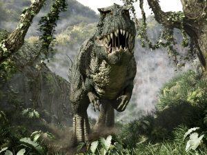 Dato curioso #8: El Tiranosaurio-Rex poseía la mordida más potente de la Tierra