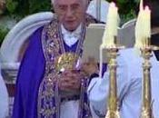 Homilía Benedicto celebración Vísperas