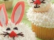 Cupcakes conejos pascua
