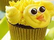 Haga polluelos cupcakes!