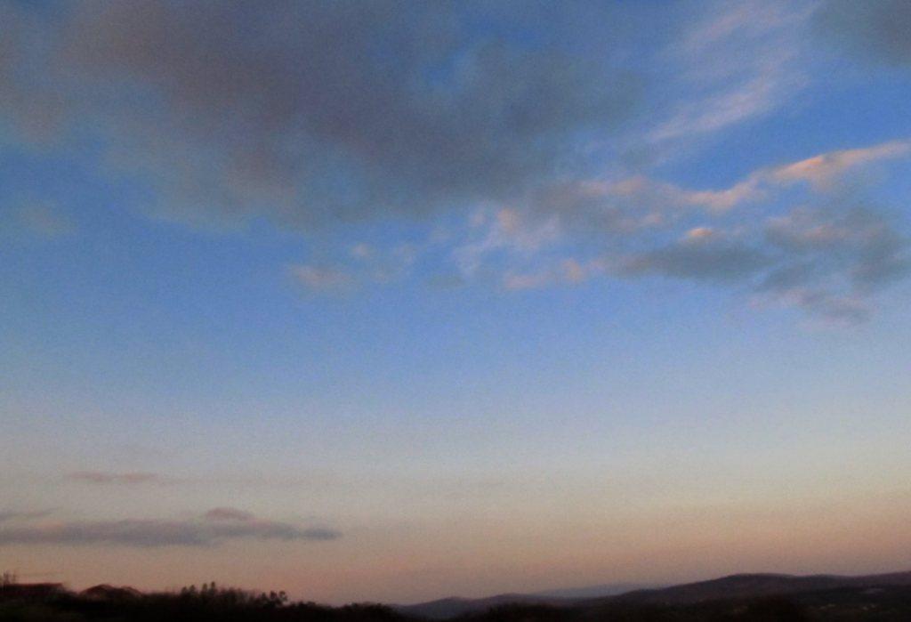 Mar del cielo del atardecer Fondos de pantalla   1366x768 Fondos ...