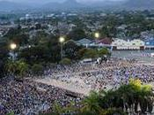 Benedicto sintoniza gente Cuba: reza 'los presos', mencionar políticos