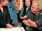 Chicano dibuja traje Conde para Picassiana