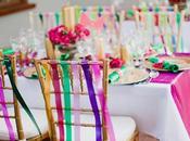 Ideas primaverales para decorar boda