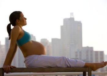 Tratamiento para piernas durante el embarazo