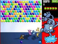 Capture d'écran de Puzzle Bobble